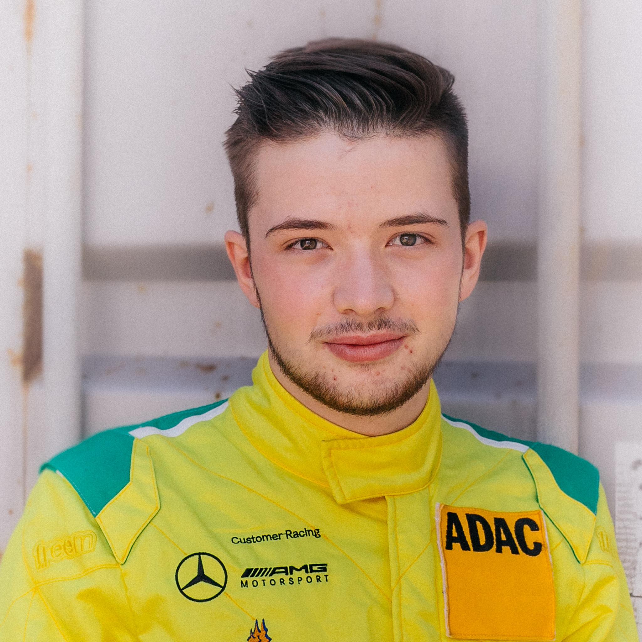 ADAC GT4 Germany 2020 Fahrer Luca Sandro Trefz