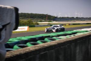Winward racing nummer 22 Lucas Auer dtm lausitzring