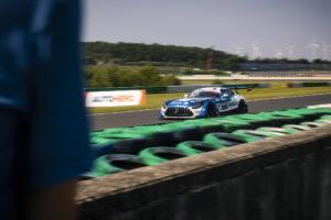Winward racing nummer 57 Philip Ellis dtm lausitzring