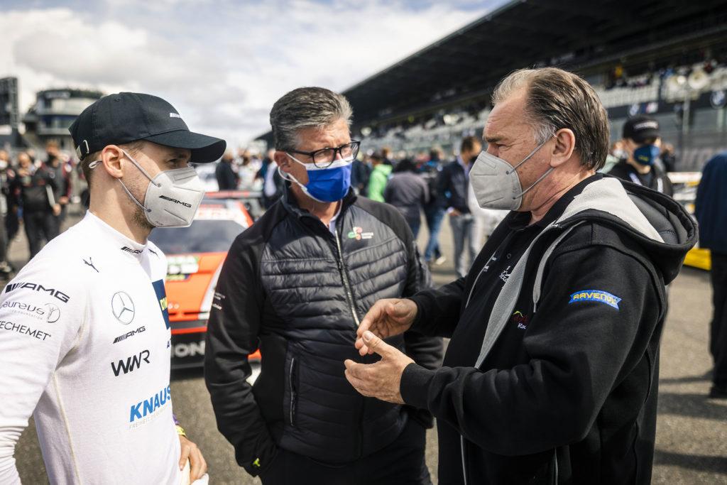 DTM Nürburgring 2021 Sonntag_Philip Ellis Runde 2-mercedes-amg GT3 Knaus Raptor