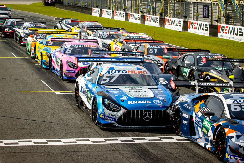 Assen: DTM TT Circuit Assen 2021, (Photo by Hoch Zwei) 57 Philip Ellis (SUI), Mercedes-AMG GT3, Mercedes-AMG Team Winward
