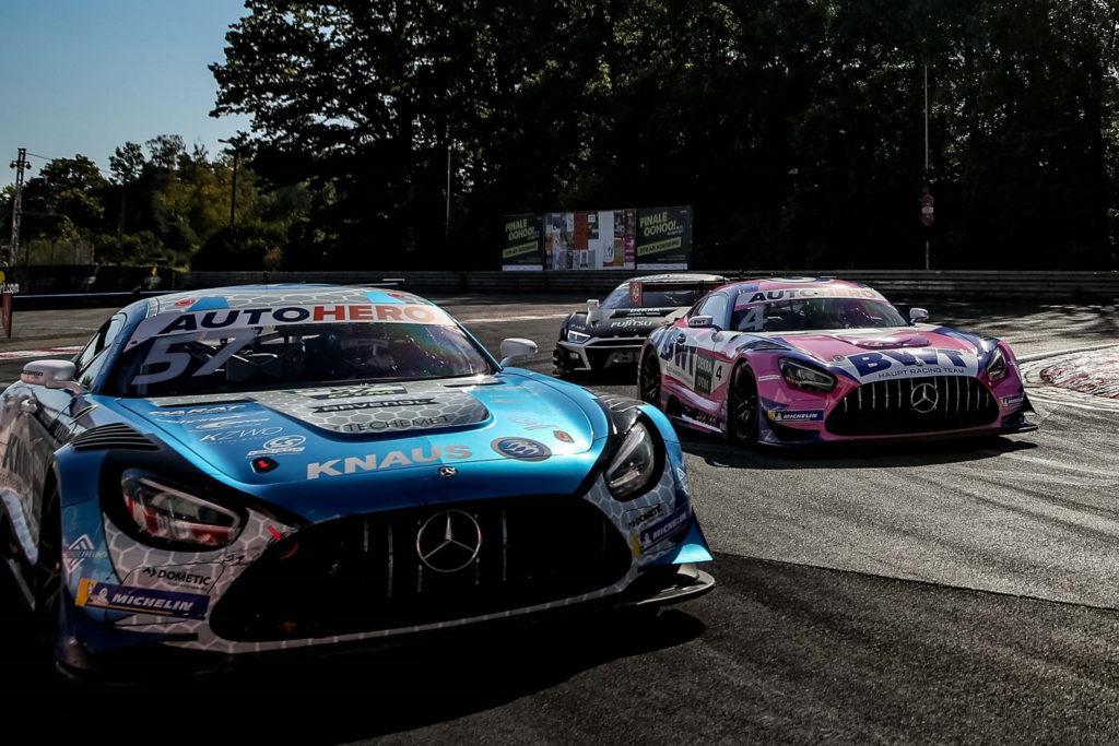 Nürnberg: DTM Norisring 2021, (Photo by Hoch Zwei) 4 Maximilian Götz (D), Mercedes-AMG GT3, Mercedes-AMG Team HRT