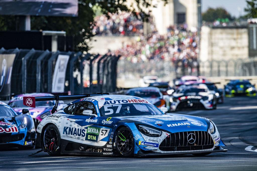 Motorsport: DTM Norisring, on October, 09, 2021, (Photo by Malte Christians)